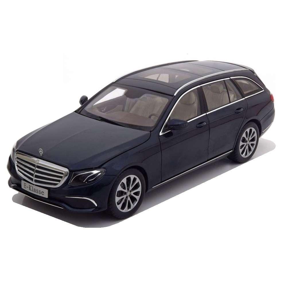 Diecast Car 1/18: Street Cars - Mercedes-Benz E-Klasse S213 T-Modell, 2015 Photo