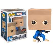 POP!: Spider Man - Bombastic Bag-Man (Exclusive) Photo