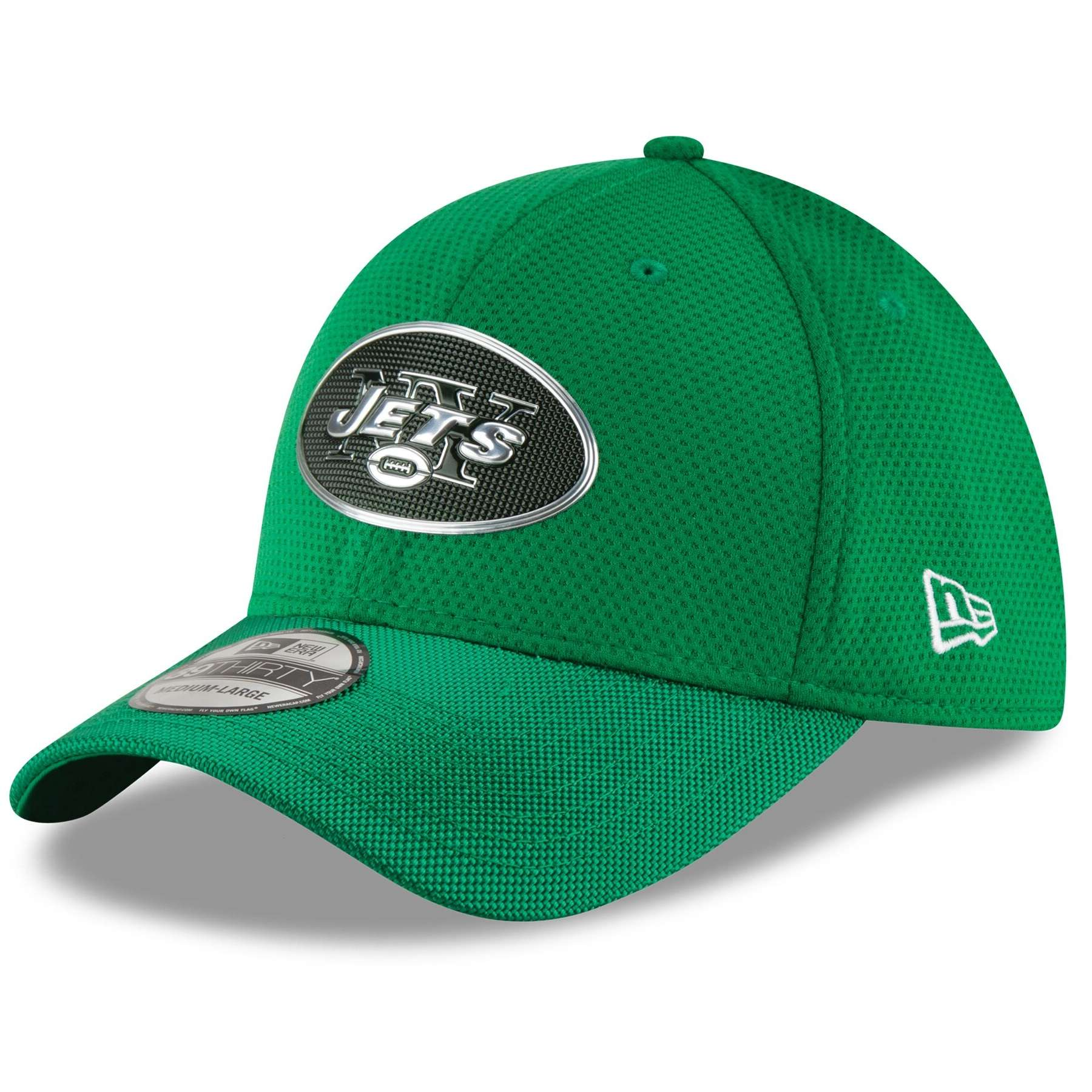 Hat: NFL - New York Jets Green Rush On Field 39THIRTY Photo