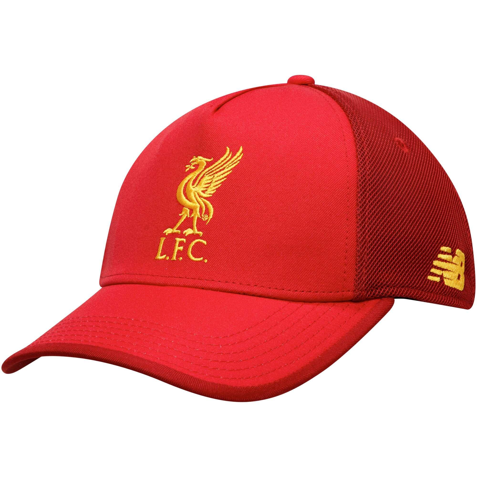 Hat: Soccer - Liverpool Red Elite Snapback Hat Photo