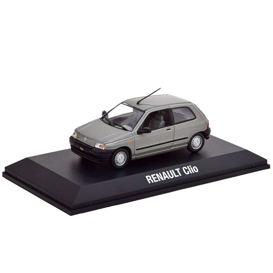 Diecast Car 1/43: Street Cars - Renault Clio, 1990 Photo