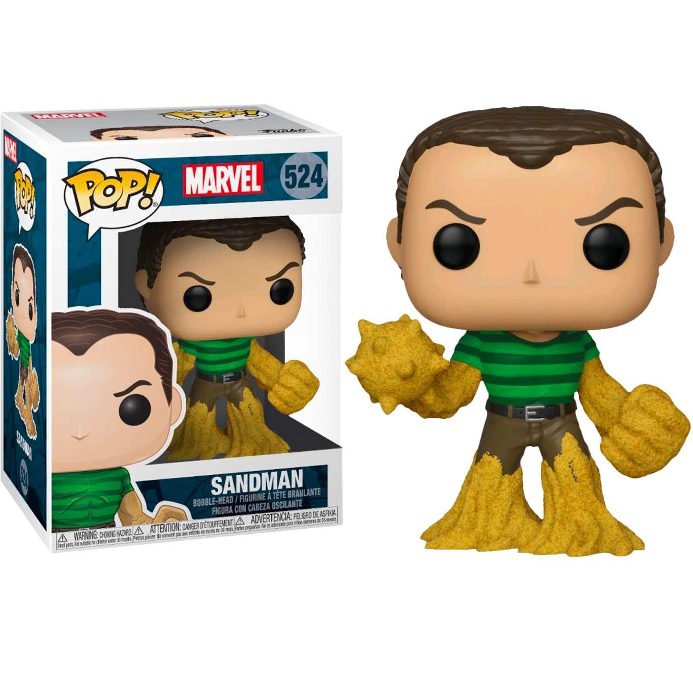 POP!: Marvel - Sandman (Exclusive) Photo