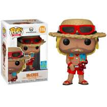 POP!: Overwatch - McCree Summer Skin (SDCC 19) Photo