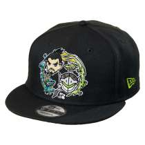Hat: Overwatch - Tokidoki x Overwatch Hanzo & Genji Snapback Hat Photo