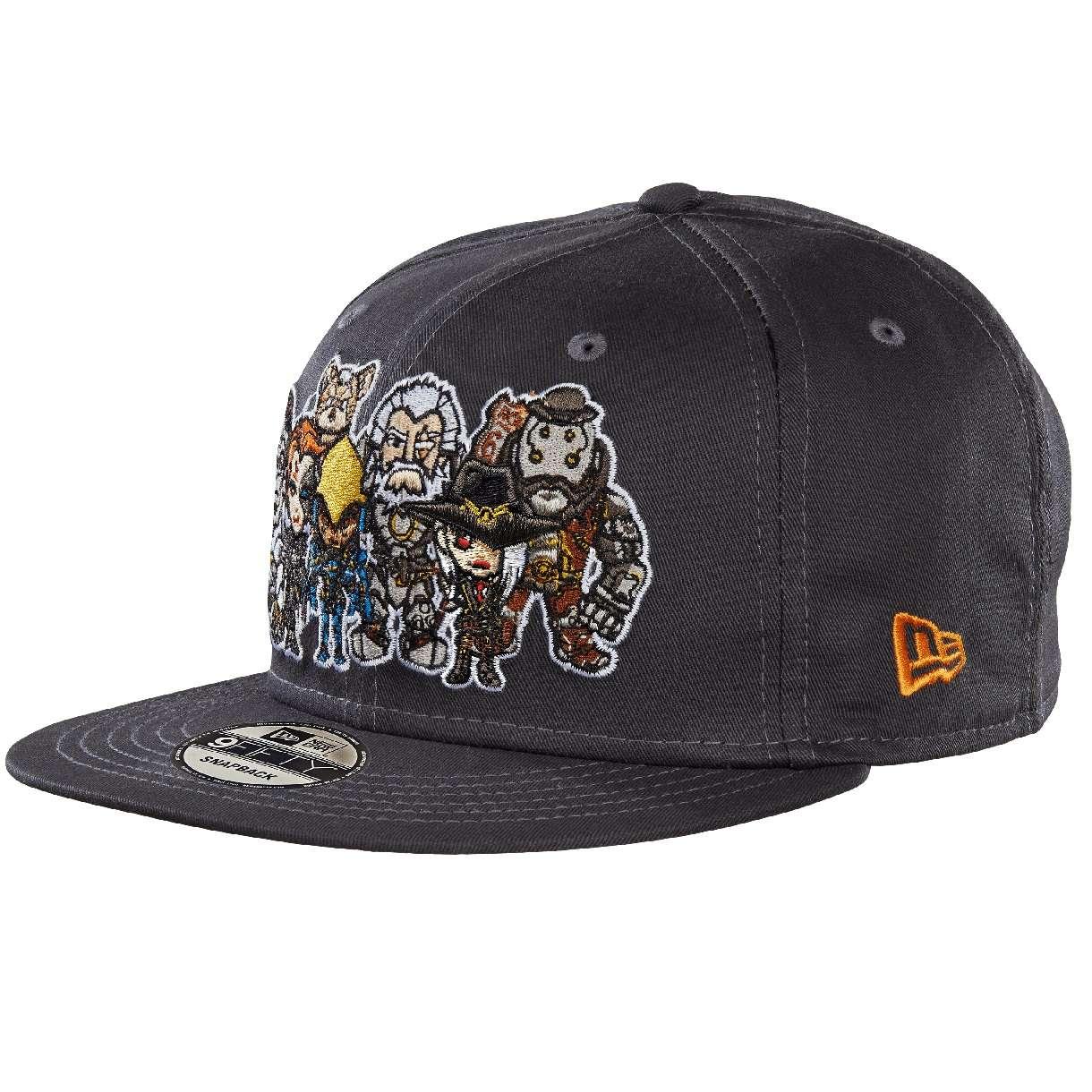 Hat: Overwatch - Tokidoki x Overwatch Team Snapback Hat Photo