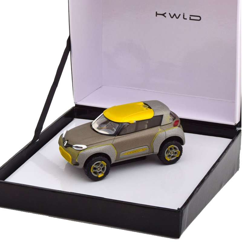 Diecast Car 1/43: Street Cars - Renault Kwid Concept Car, 2015 Photo