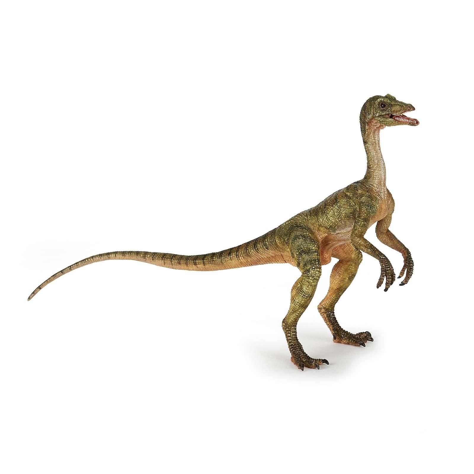 Animal Figure: Dinosaur - Compsognathus, 55072 Photo