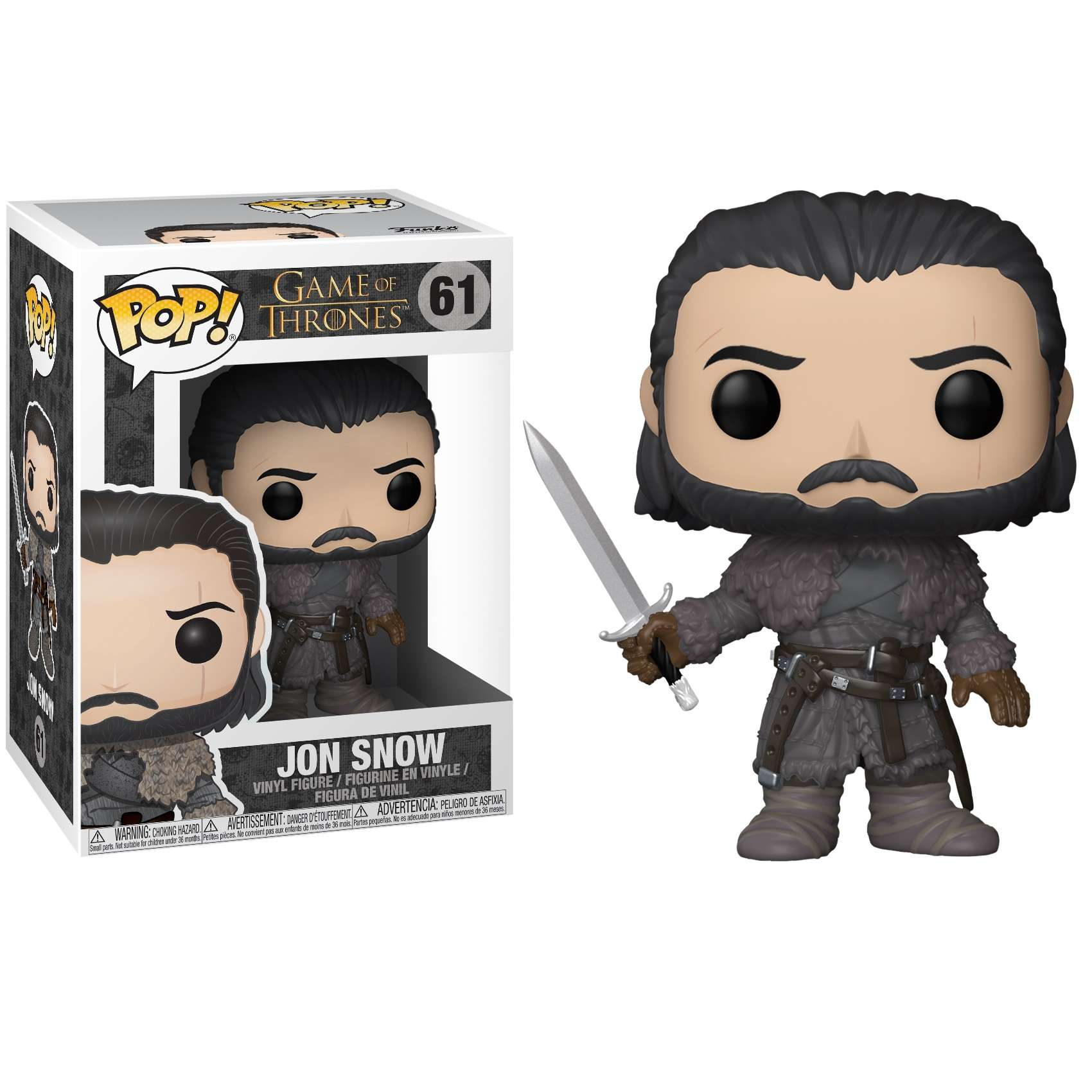 POP!: Game of thrones - Jon Snow Photo