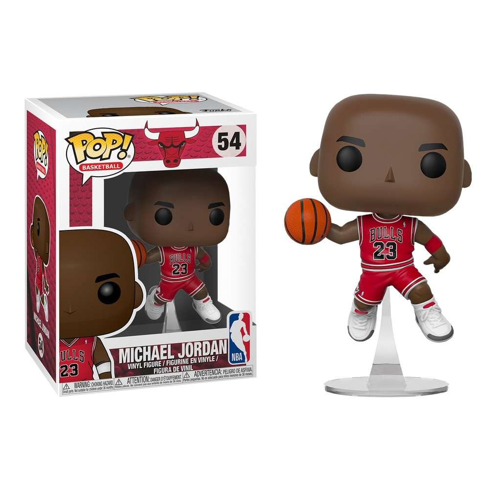 POP!: NBA - Michael Jordan Photo