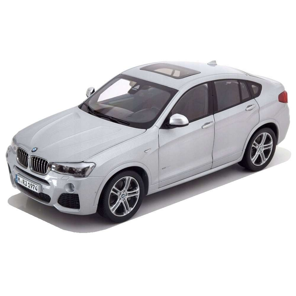 Diecast Car 1/18: Street Cars - BMW X4 XDrive (F26), 2014 Photo