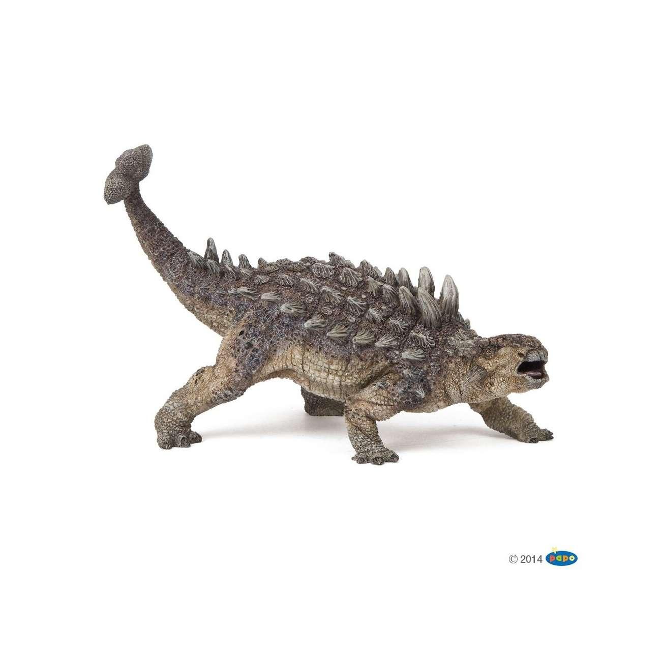 Animal Figure: Dinosaur - Ankylosaurus, 55015 Photo