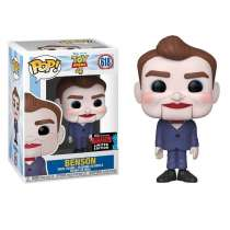 POP!: Toy Story 4 - Benson (NYCC 2019) Photo