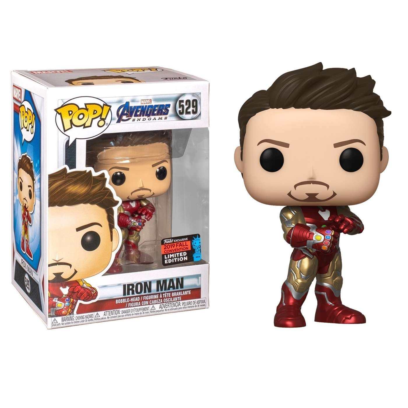 POP!: Avengers Endgame - Iron Man (NYCC 2019) Photo
