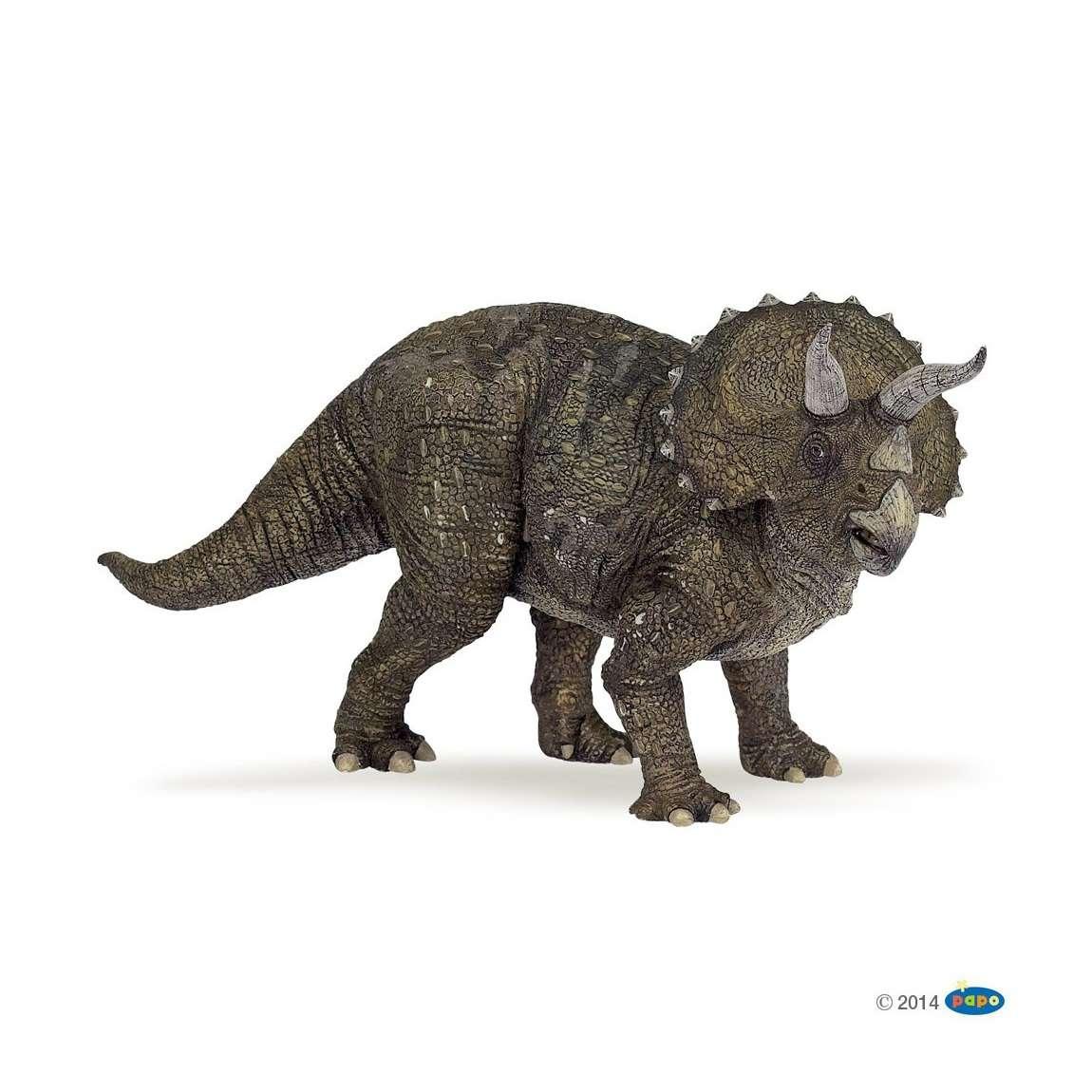 Animal Figure: Dinosaur - Triceratops, 55002 Photo