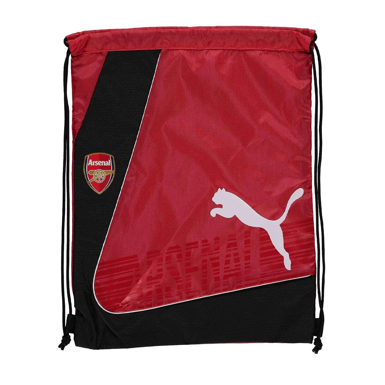 Bag: Soccer - Arsenal Red Club Drawstring Backpack Photo