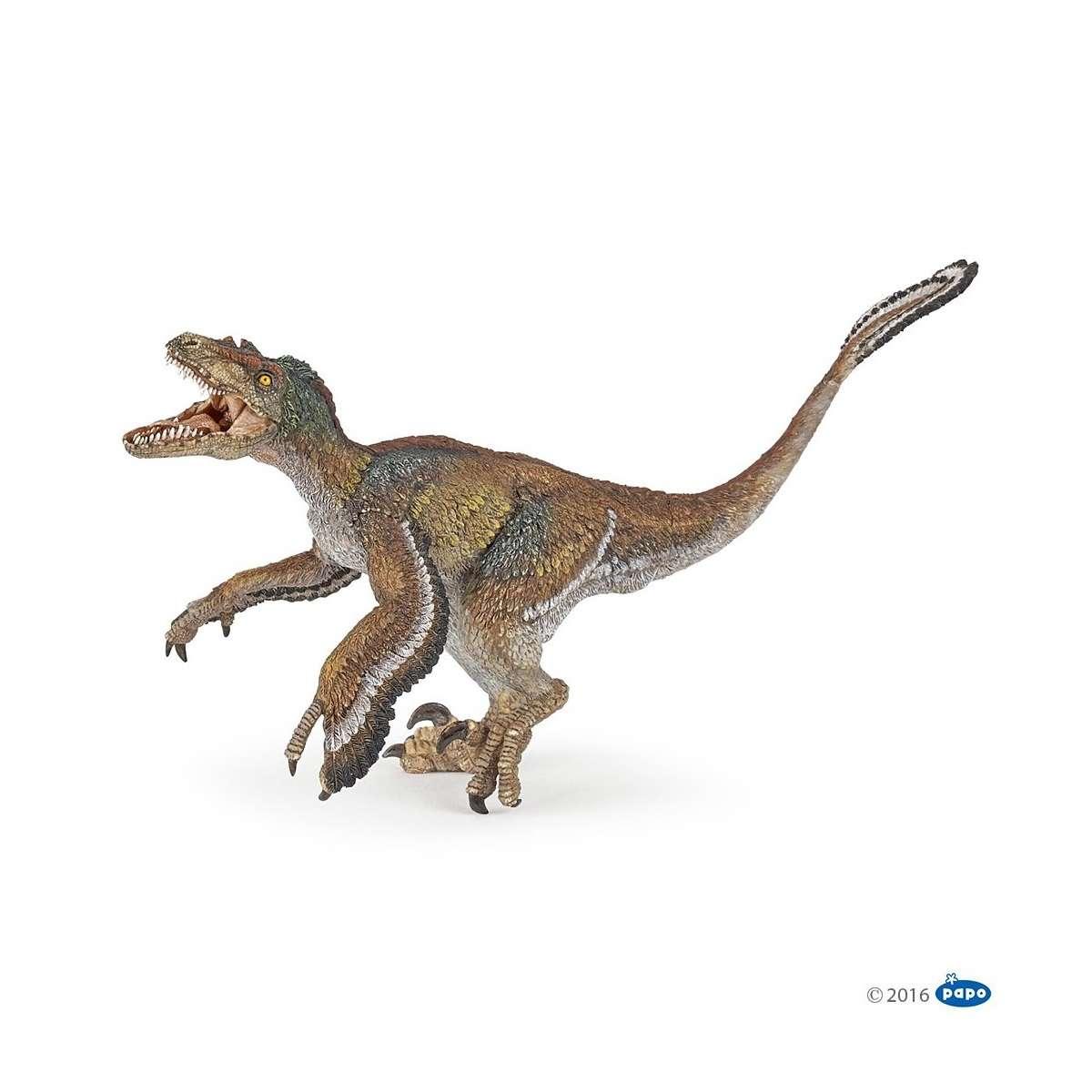 Animal Figure: Dinosaur - Feathered Velociraptor, 55055 Photo