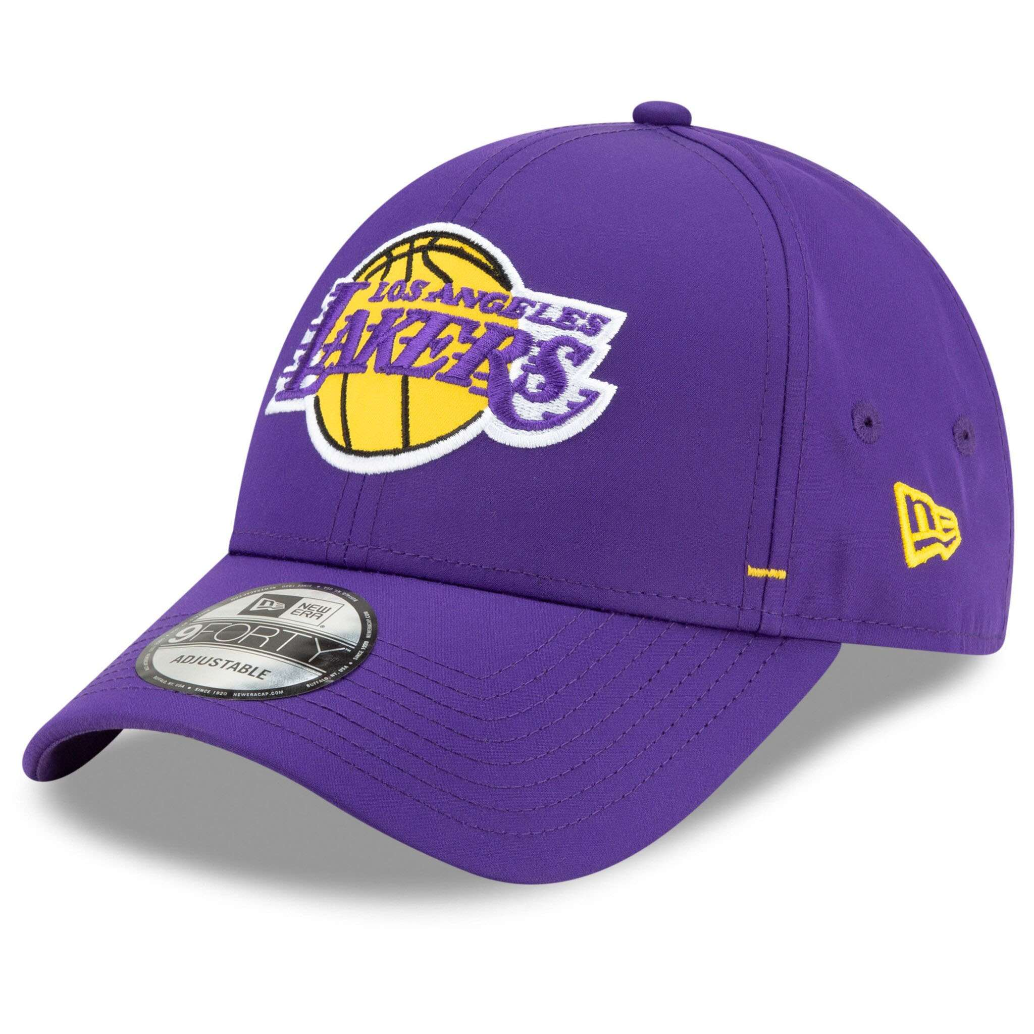 Hat: NBA - Los Angeles Lakers Purple Featherweight Dash 9FORTY Photo