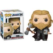 POP!: Avengers - Thor with Hammer & Stormbreaker (Exclusive) Photo