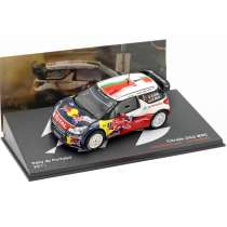 Diecast Car 1/43: Rally - Citroen DS3 WRC #1, 2011 Photo