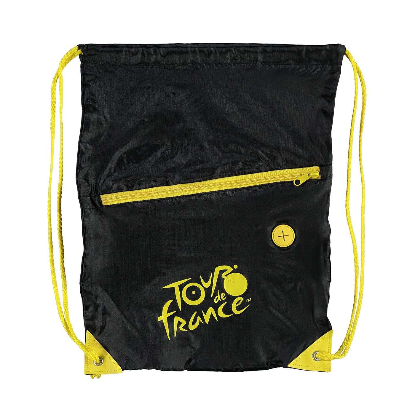 Bag: Cycling - Tour de France Color Pop Drawstring Backpack Photo