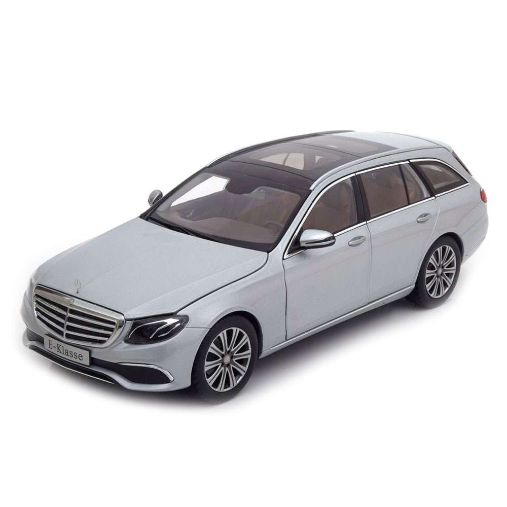 Diecast Car 1/18: Street Cars - Mercedes-Benz E-Class S213 Estate, 2017 Photo