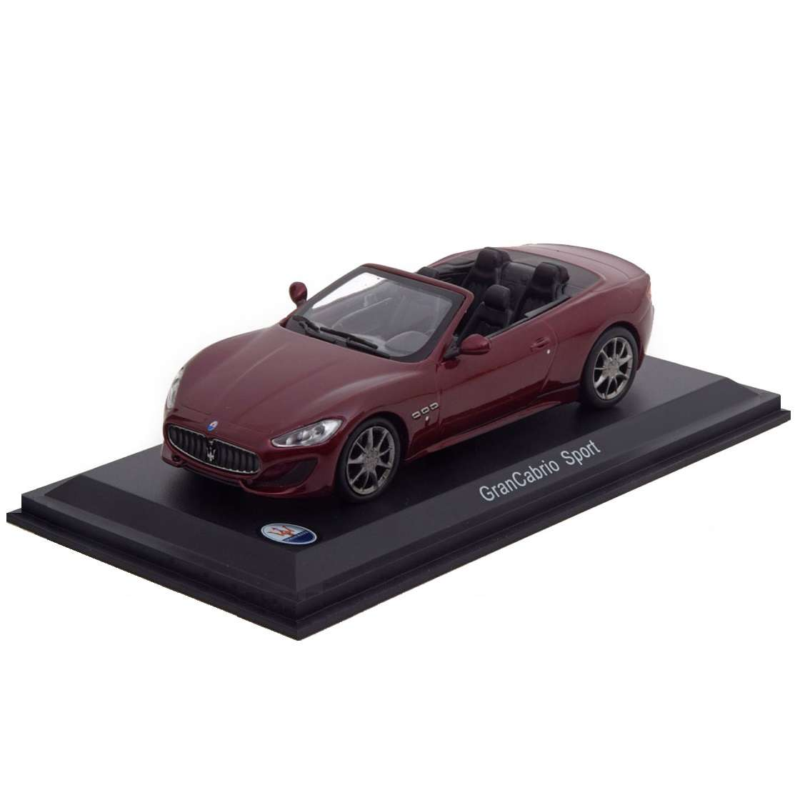 Diecast Car 1/43: Street Cars - Maserati GranCabrio Sport, 2013 Photo
