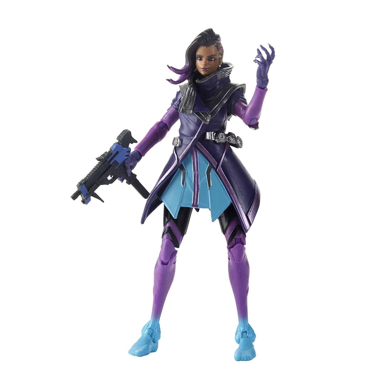 Action Figure: Overwatch - Sombra Photo