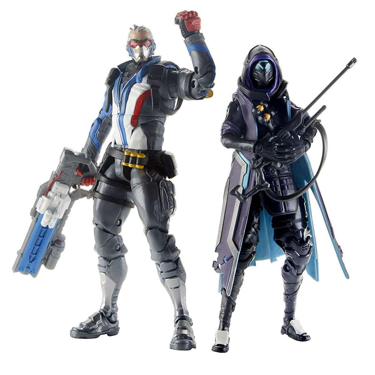 Action Figure: Overwatch - Ana & Soldier 76 Photo