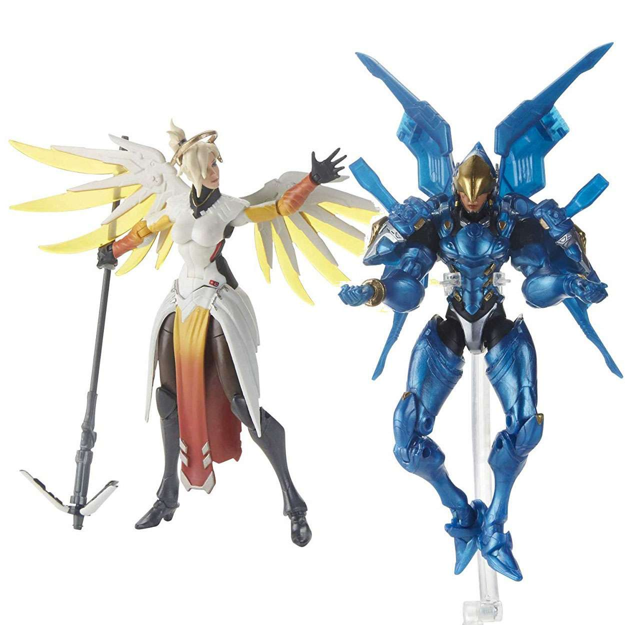 Action Figure: Overwatch - Pharah and Mercy Photo