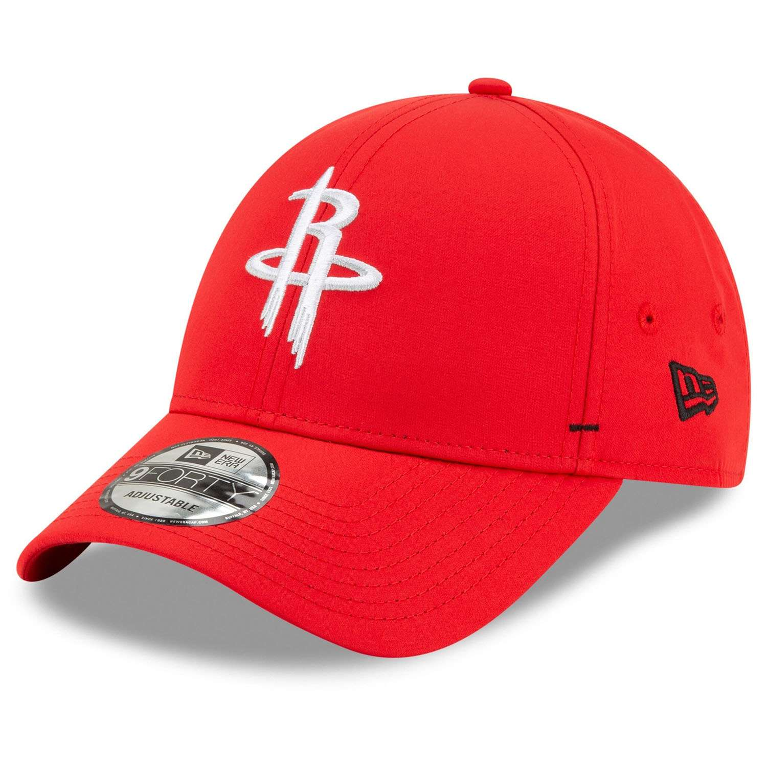 Hat: NBA - Houston Rockets Red Featherweight Dash 9FORTY Photo