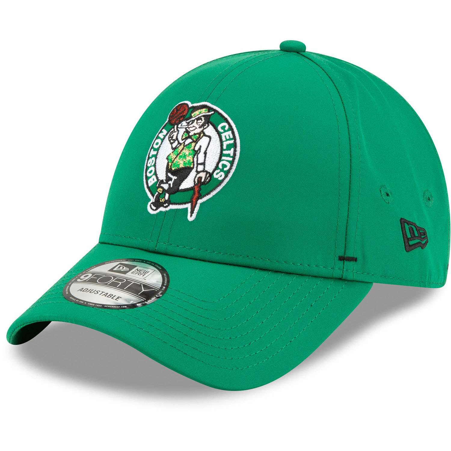 Hat: NBA - Boston Celtics Kelly Green Featherweight Dash 9FORTY Photo