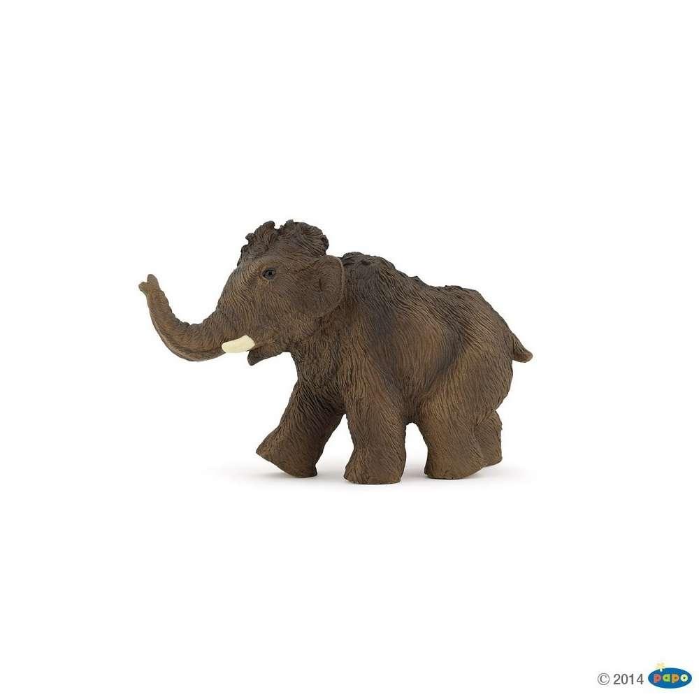 Animal Figure: Dinosaur - Young Mammoth 55025 Photo