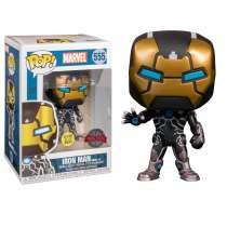 POP!: Marvel - Iron Man MK39 Glow in the Dark (Exclusive) Photo