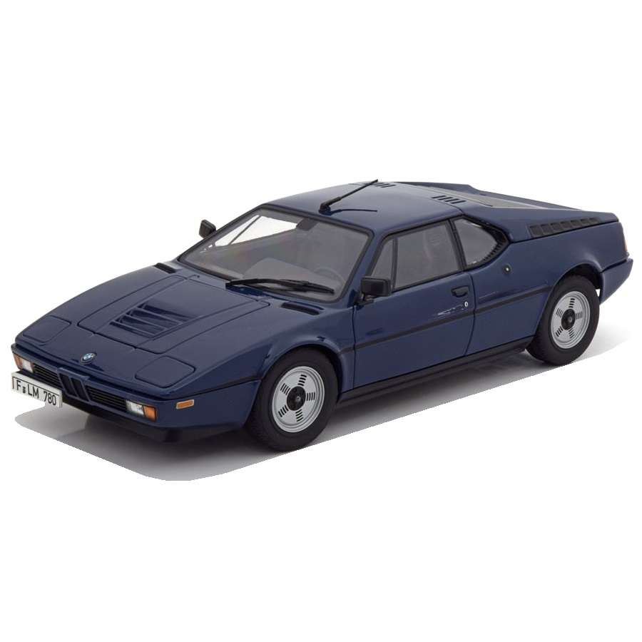 Diecast Car 1/18: Street Cars - BMW M1, 1980 Photo