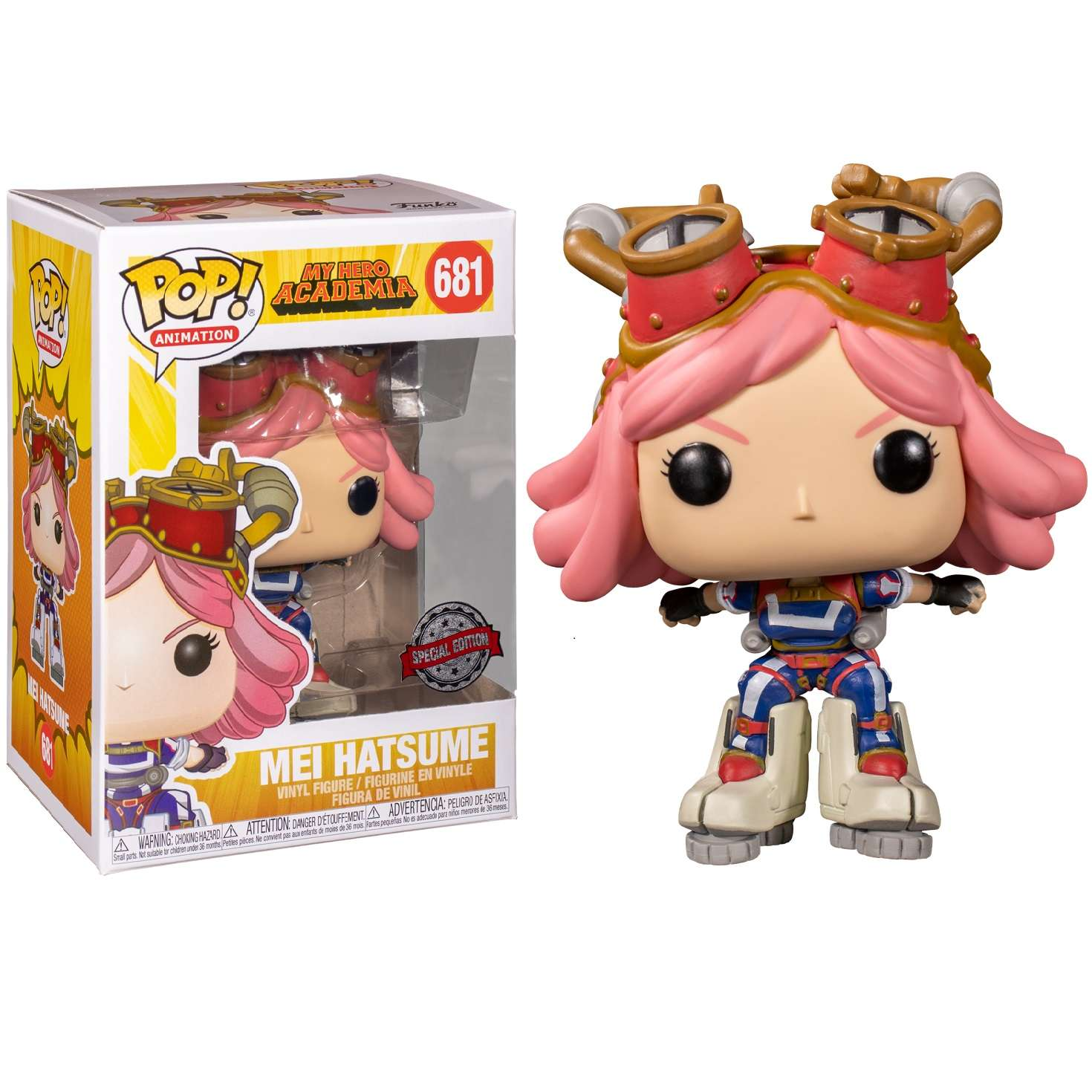 POP!: My Hero Academia - Mei Hatsume (Exclusive) Photo