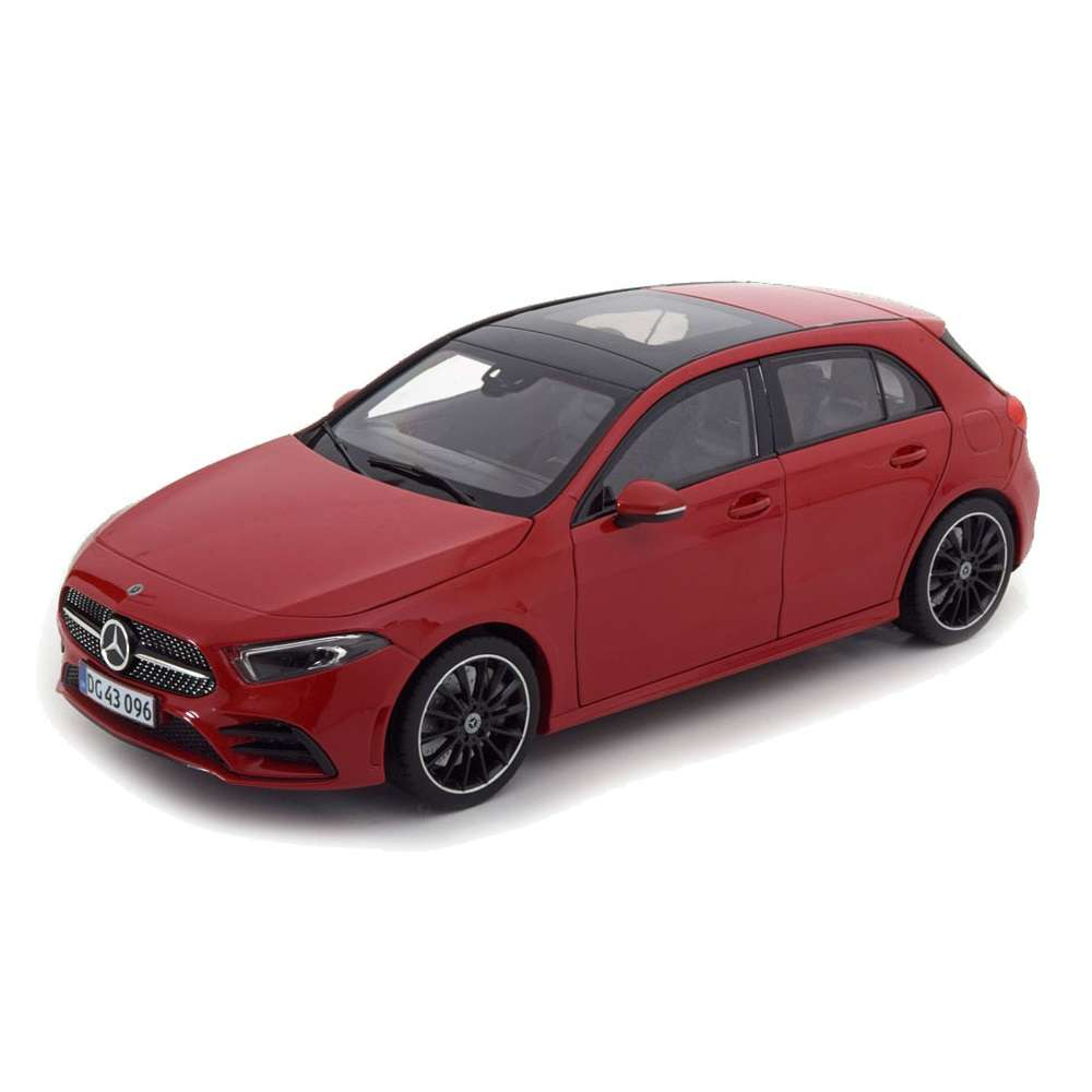 Diecast Car 1/18: Street Cars - Mercedes-Benz A-Class (W177), 2018 Photo
