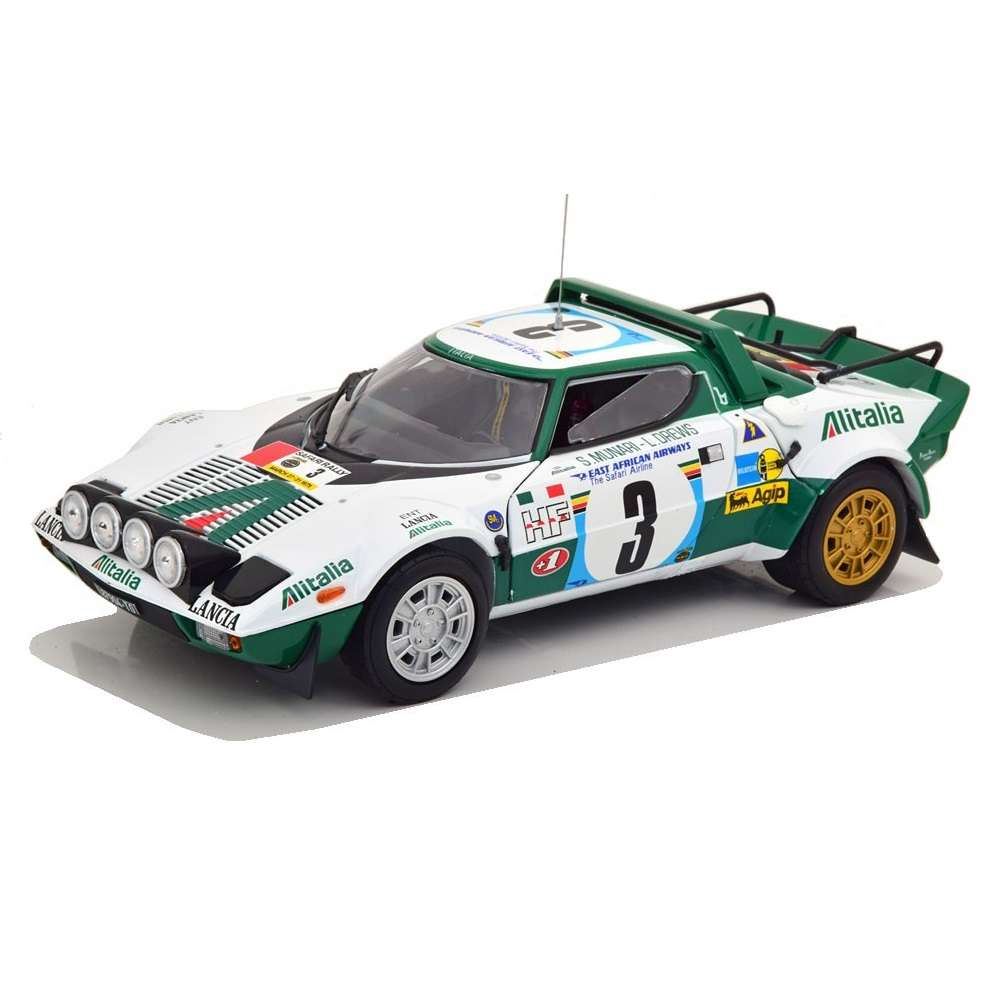 Diecast Car 1/18: Rally - Lancia Stratos HF, 1975 Photo