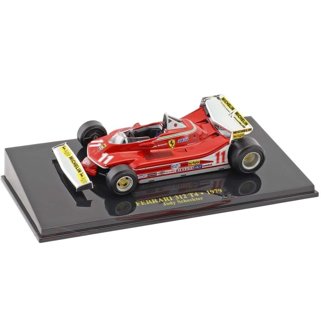 Diecast Car 1/43: Formula 1 - Ferrari 312 T4, 1979 Photo