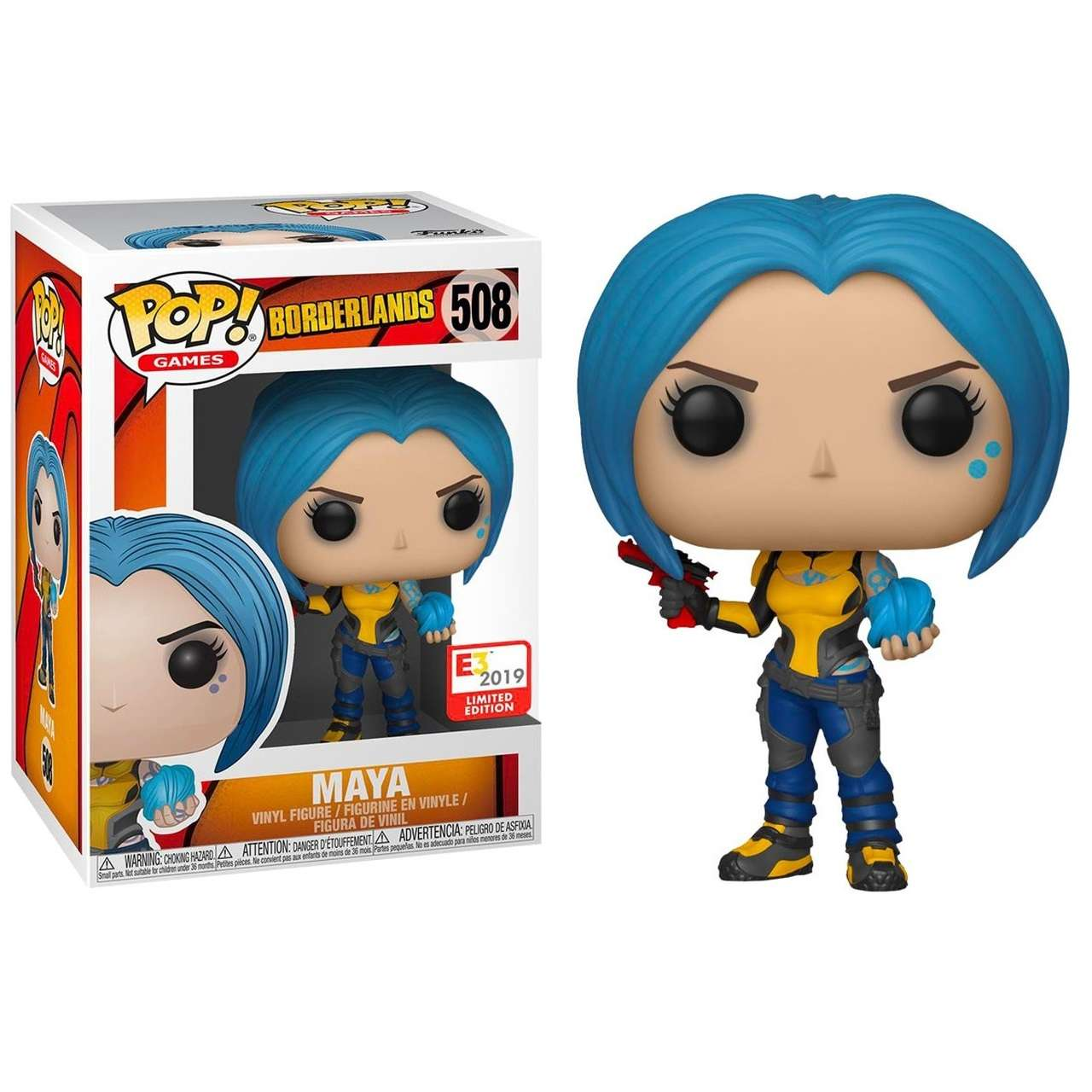 POP!: Borderlands - Maya (2019 E3 Convention Exclusive) Photo