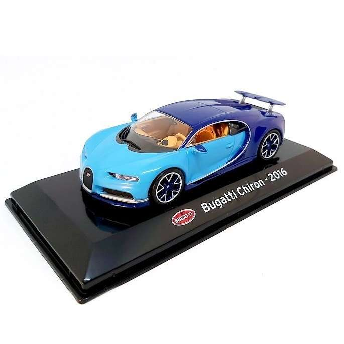 Diecast Car 1/43: Street Cars - Bugatti Chiron, 2016 Photo