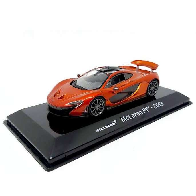 Diecast Car 1/43: Street Cars - McLaren P1, 2013 Photo