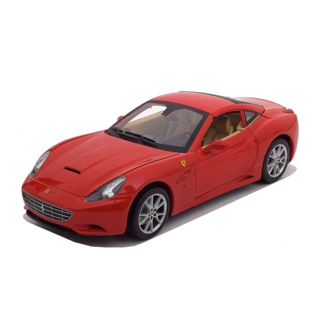 Diecast Car 1/18: Street Cars - Ferrari California Convertible 2008 Photo