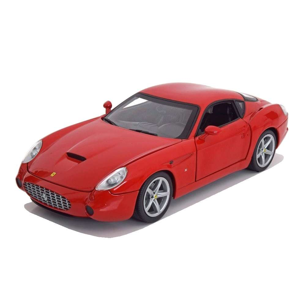 Diecast Car 1/18: Street Cars - Ferrari 575 GTZ Zagato, 2006 Photo