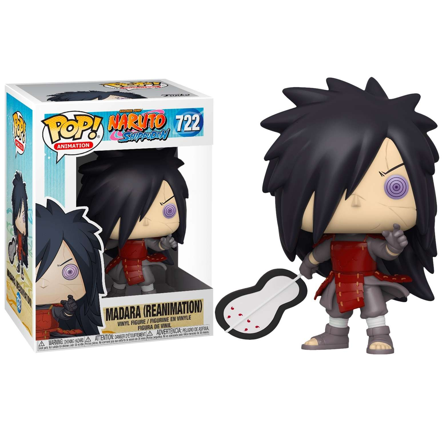 POP!: Naruto Shippuden - Madara Reanimation (Exclusive) Photo