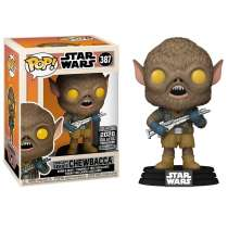 POP!: Star Wars - Chewbacca Concept Series (2020 Galactic Convention Exclusive) Photo