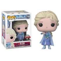 POP!: Frozen II - Elsa w/ Salamander (Exclusive) Photo