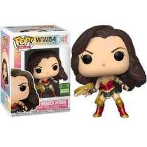 POP!: Wonder Woman 1984 - Wonder Woman (ECCC 2021) Photo
