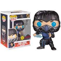 POP! Mortal Kombat - Sub-Zero GITD (Exclusive) Photo