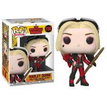 POP!: Suicide Squad 2021 - Harley Quinn Bodysuit Photo