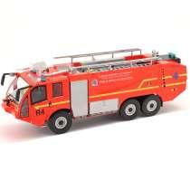 Diecast Car 1/43: Truck - Sides S3X Fire Truck Airport, 2012 Photo